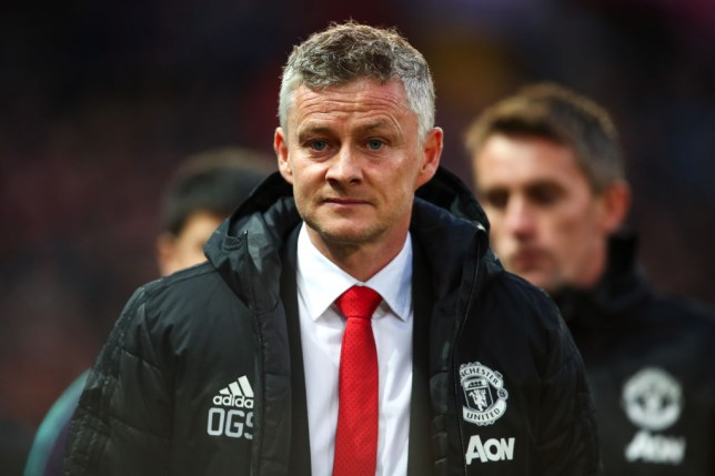 Ole Gunnar Solskjaer is determined to rebuild Manchester United
