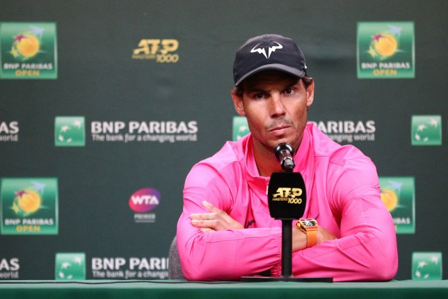 Rafael Nadal discussed his uncle's comments