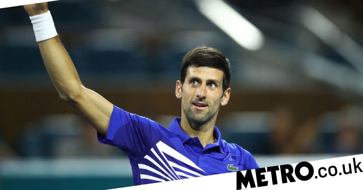 Federer And Nadal Slammed As Support For Djokovic Emerges In Kermode Row Metro News