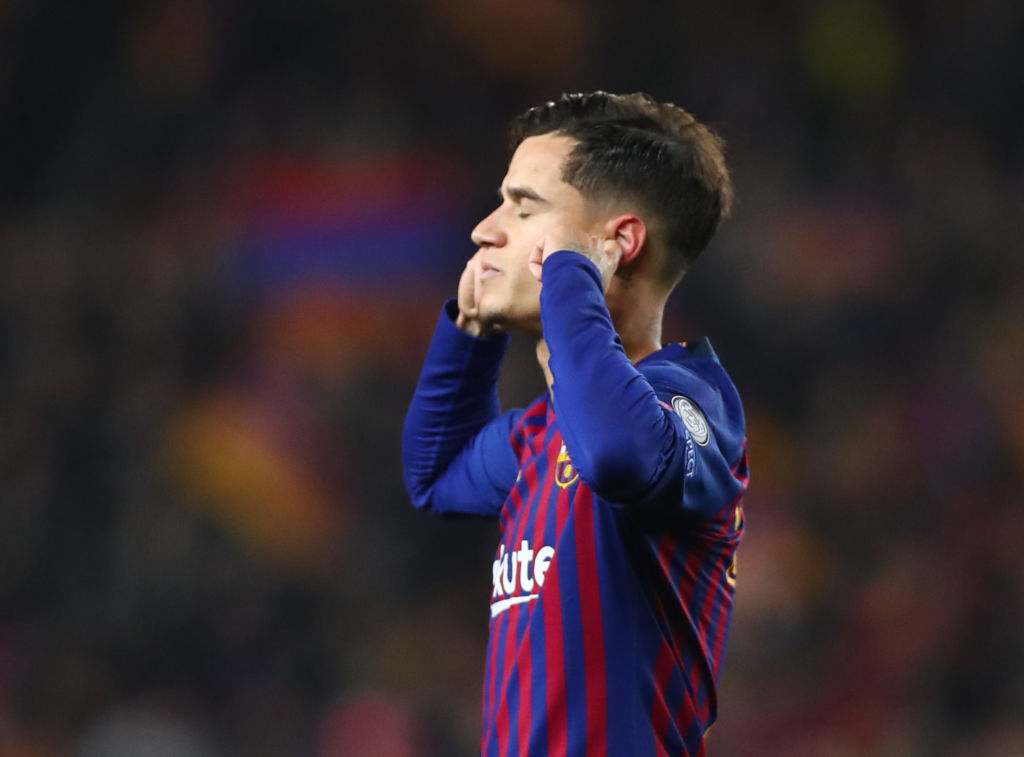 Philippe Coutinho discusses controversial goal celebration against Manchester United