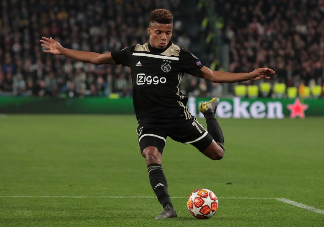 Liverpool have joined the race to sign Ajax's David Neres