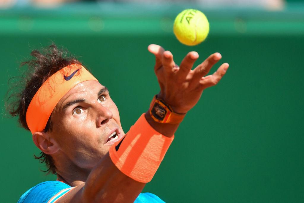 Nadal was relentless