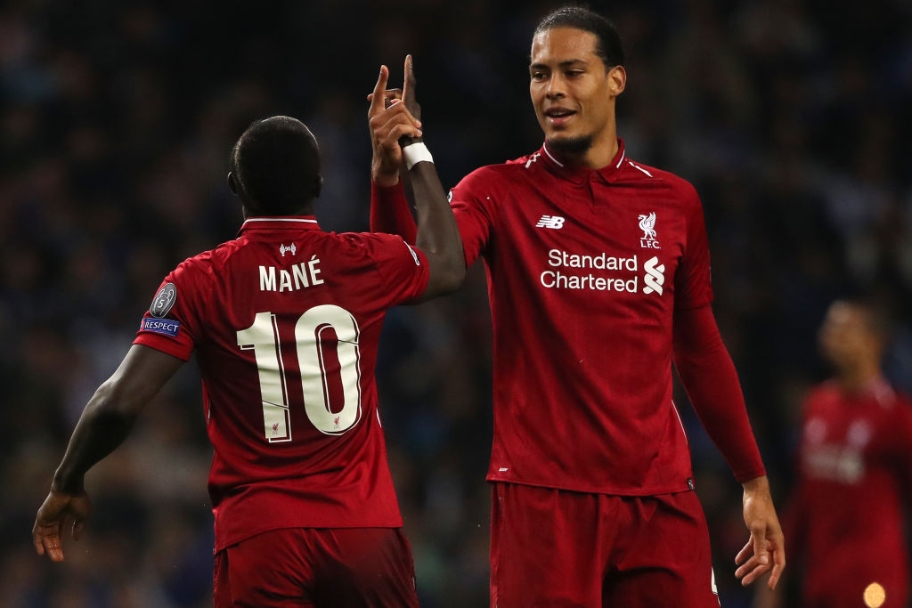 Four Liverpool stars in PFA Team of the Year a good omen for Reds' Premier League title charge