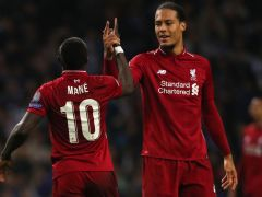 Liverpool's title hopes boosted by good omen after PFA Team of the Year leaked