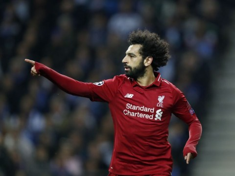 Mohamed Salah is planning Liverpool exit but it won't be this summer