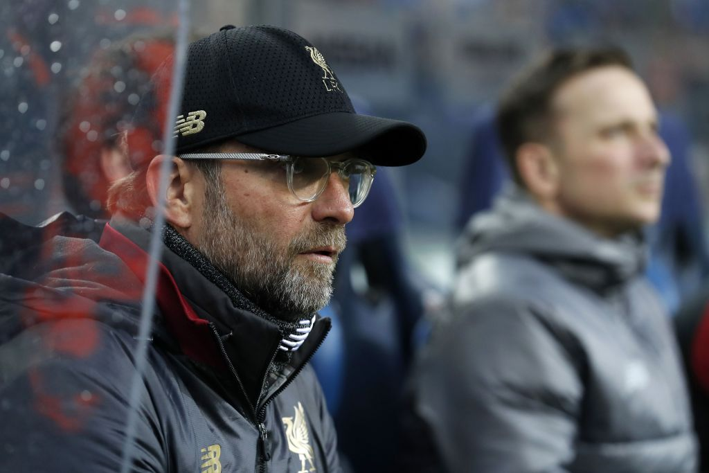 Jurgen Klopp already looking forward to trying to stop Barcelona star Lionel Messi