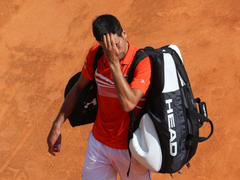 Novak Djokovic not concerned after Monte Carlo exit to Daniil Medvedev despite recent dip in form