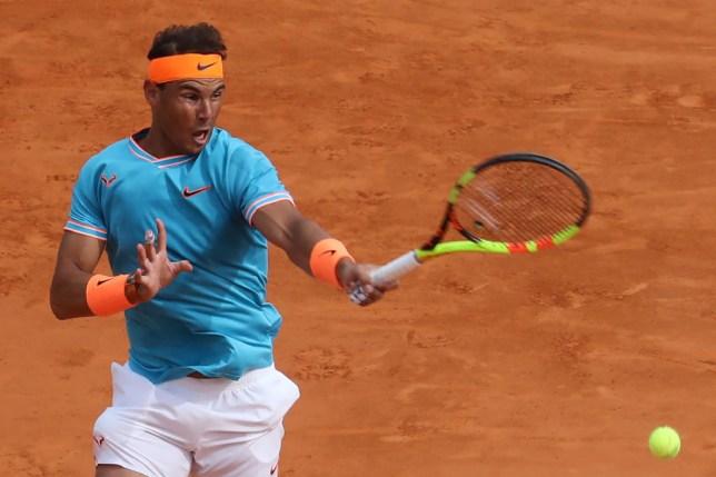 Nadal lost