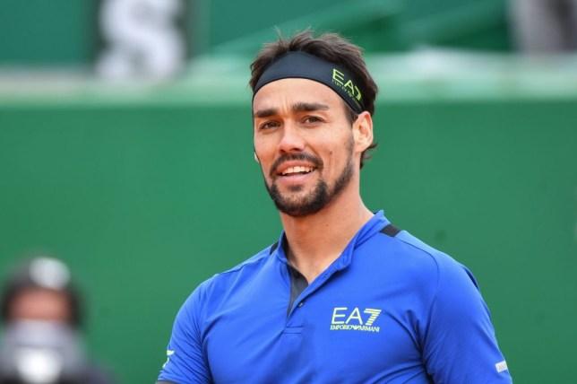 Fognini beat Nadal