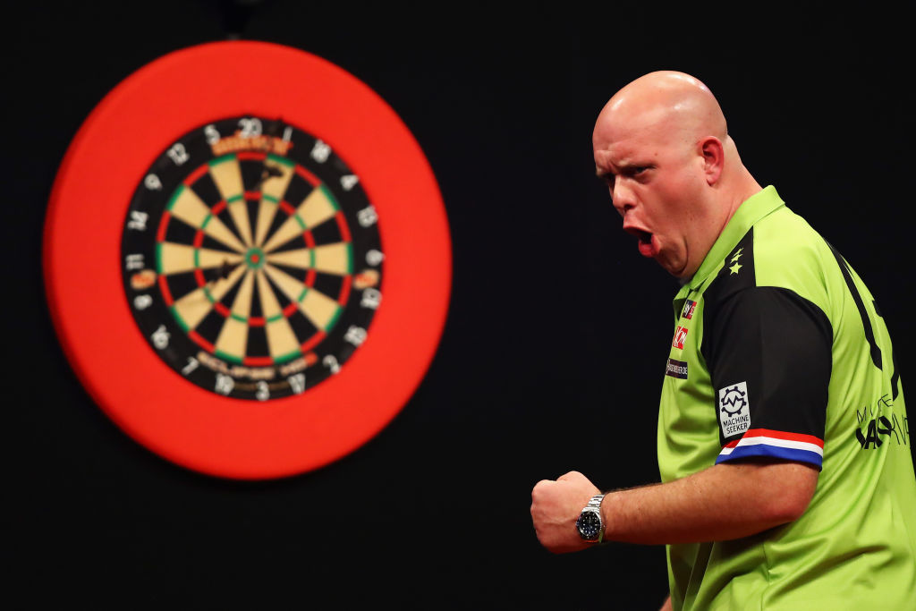 Michael van Gerwen wary of Michael Smith threat at Premier League Darts Liverpool