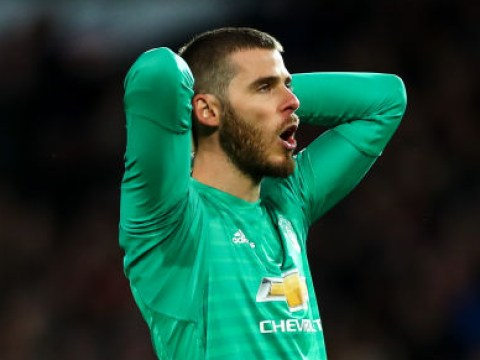Gary Neville identifies key weakness in David De Gea's game after Manchester derby mistake