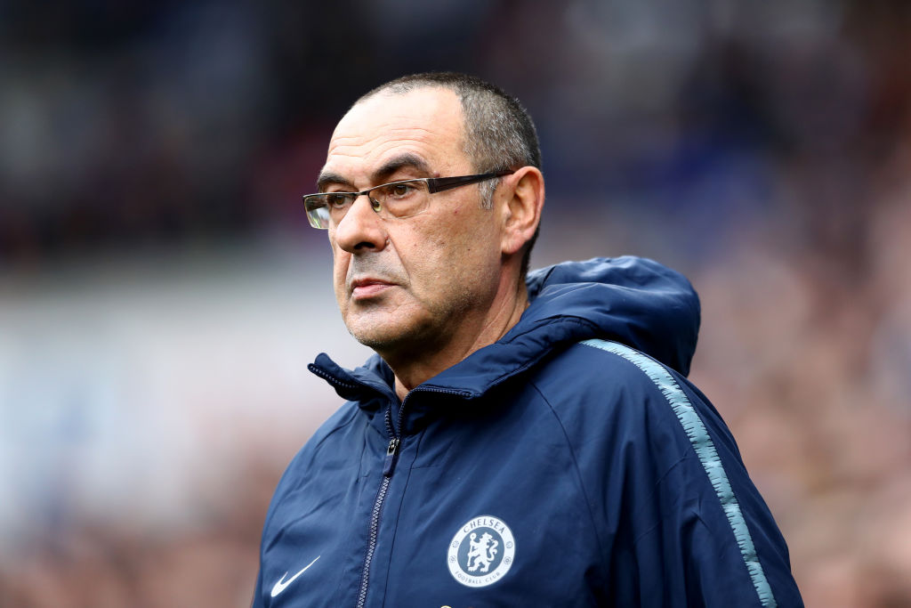 Maurizio Sarri 'lucky' to still be Chelsea manager, says Arsenal hero Paul Merson