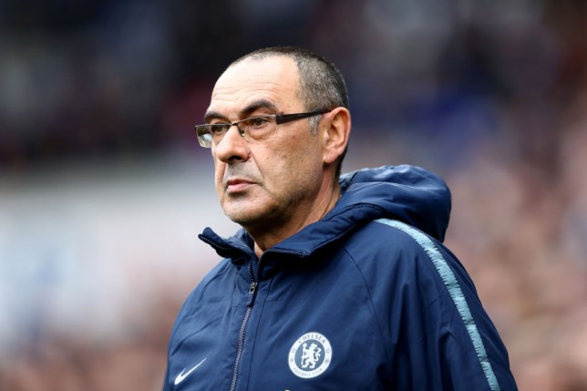 Maurizio Sarri wants Chelsea board to make quick decision over his future amid Juventus interest