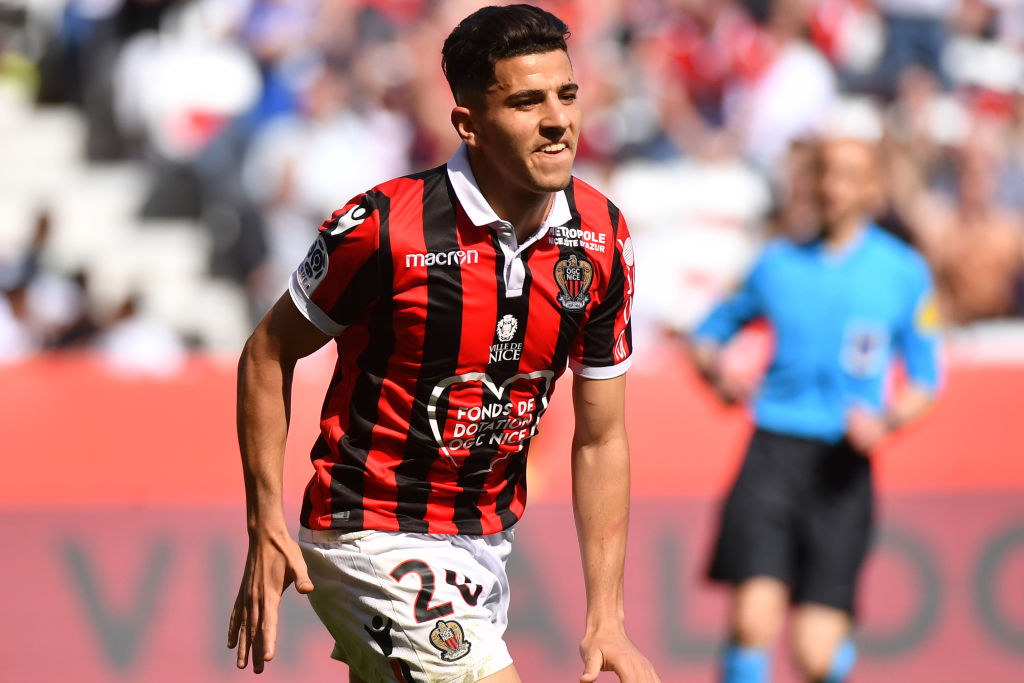 Chelsea are tracking Nice ace Youcef Prevent