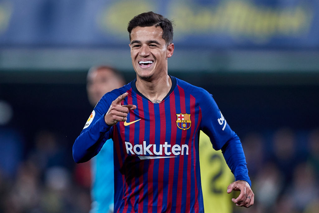 Philippe Coutinho 'excited' to return to Liverpool for Champions League semi-final