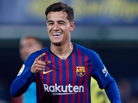 Barcelona's Philippe Coutinho speaks out on future after Man Utd and PSG links