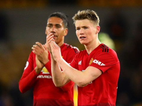 Ole Gunnar Solskjaer confirms Scott McTominay will start against Barcelona at Camp Nou