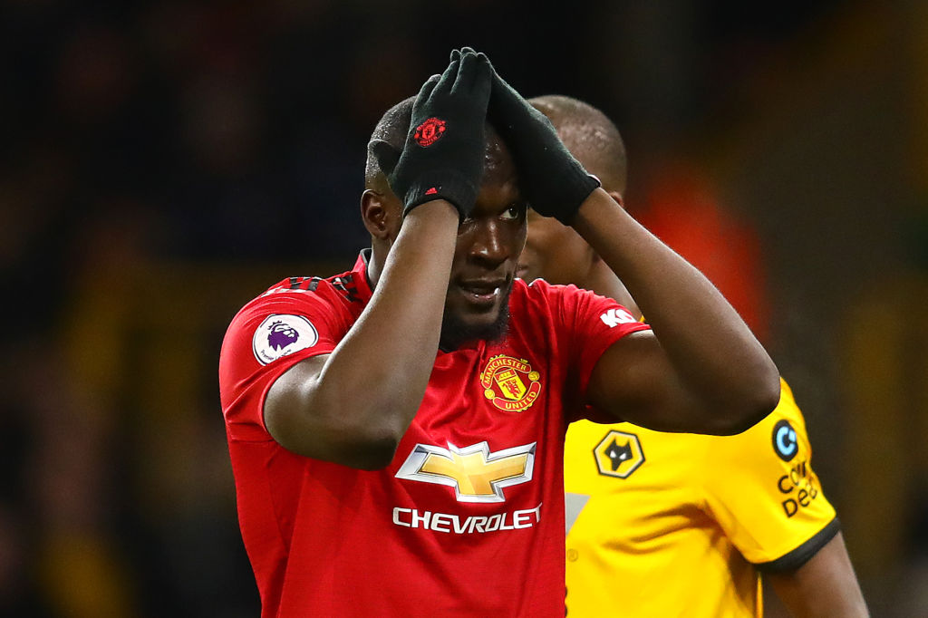 Romelu Lukaku 'likes' video hinting at transfer move away from Manchester United