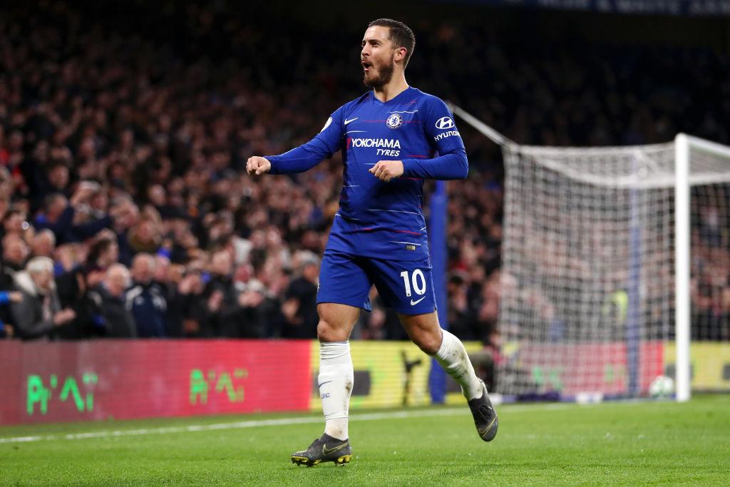 Chelsea 3-0 Brighton: Olivier Giroud, Eden Hazard and Ruben Loftus-Cheek put Blues above Manchester United