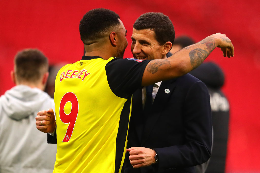 How Arsenal's top four bid could be derailed by Javi Gracia's quiet Watford revolution