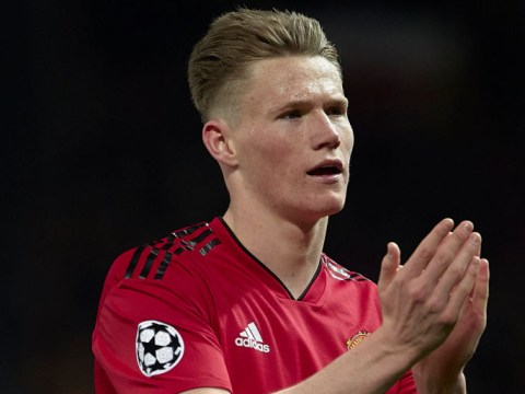 Scott McTominay responsible for keeping Barcelona quiet, says Jose Mourinho