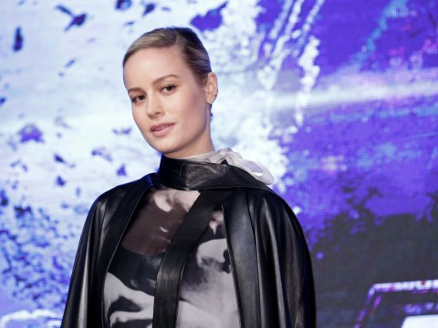 Captain Marvel's Brie Larson says Thanos should be scared ahead of Endgame and are those Avengers shots fired?