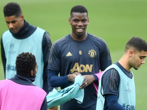 Manchester United squad openly joking about Paul Pogba's move to Real Madrid