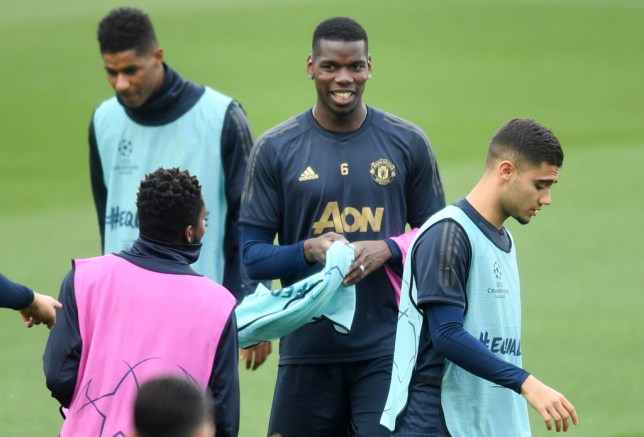 Man Utd player asks Paul Pogba to take him with him to Real Madrid