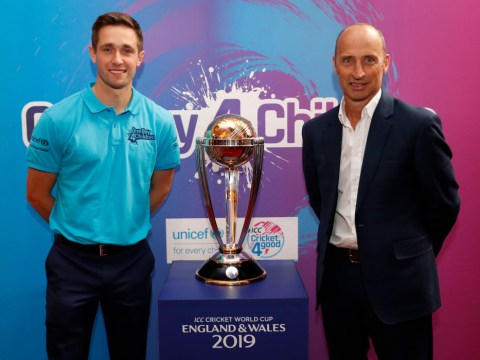 Nasser Hussain on 2019 Cricket World Cup, the Ashes and Steve Smith-David Warner return