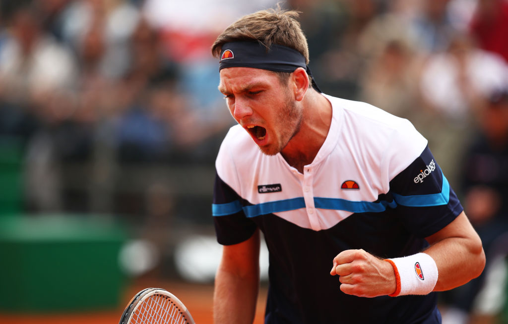 Cameron Norrie reacts to debut Monte Carlo win as Felix Auger-Aliassime sets up first Alexander Zverev meeting