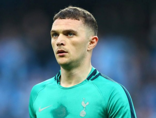 Kieran Trippier favours a move to Manchester United