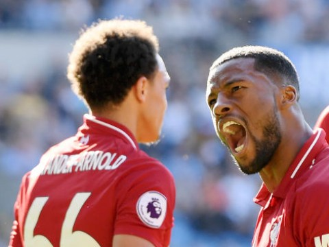 Steely Liverpool pile on the pressure ahead of critical Manchester derby