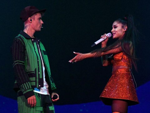 Justin Bieber and Ariana Grande lash out at journalist for mocking Coachella 'lip syncing'