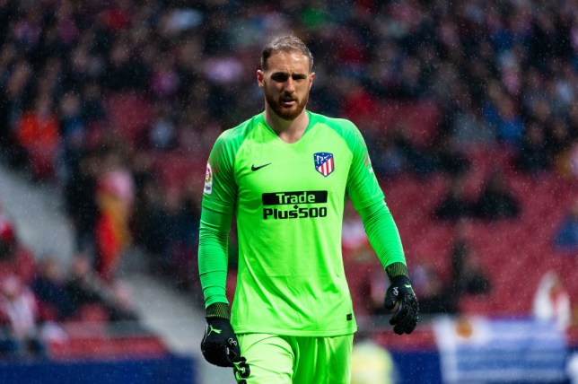 Manchester United are looking at signing Jan Oblak as David De Gea's replacement