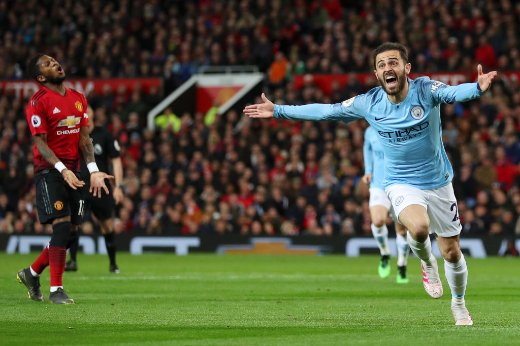 Manchester City took a huge stride towards the title