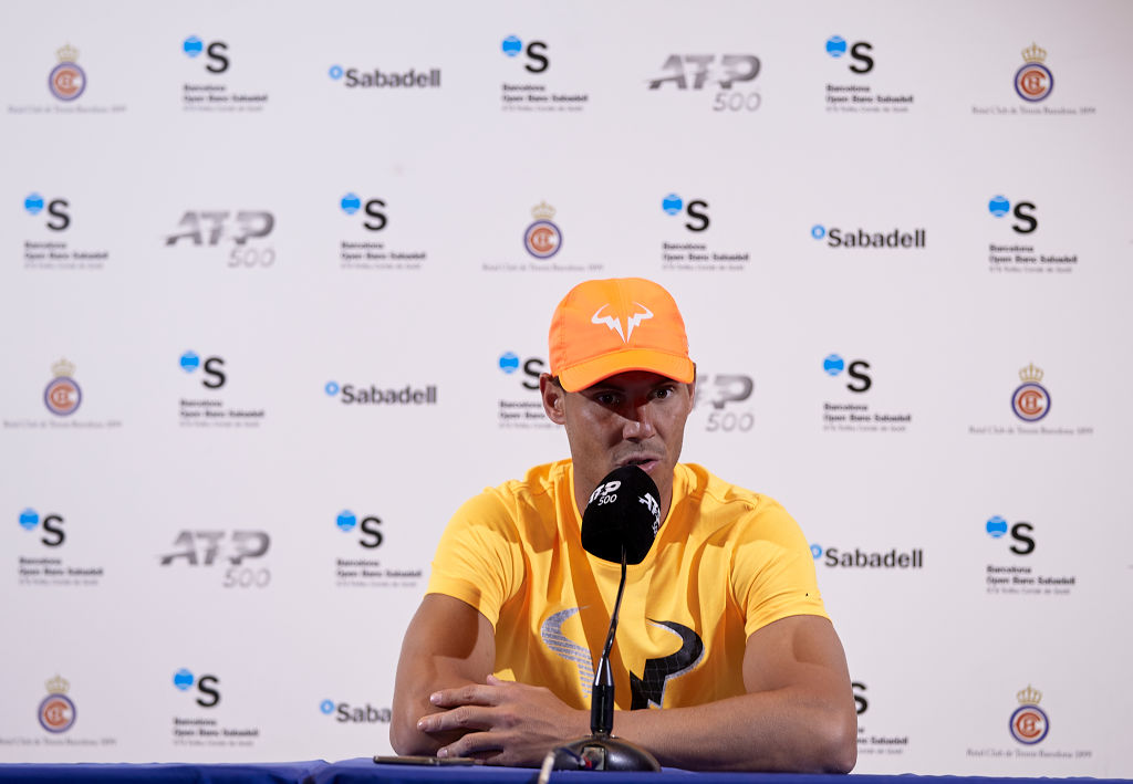 Rafael Nadal hits back at Victoria Azarenka and defends gender equality in tennis