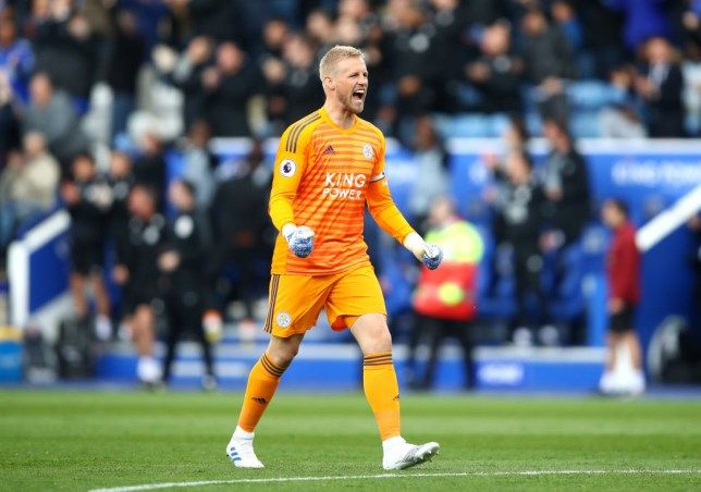 Leicester ran out 3-0 winners over Arsenal at the King Power Stadium