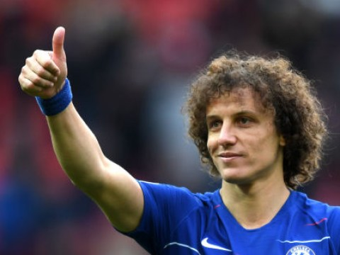 David Luiz explains why he loves Maurizio Sarri's philosophy at Chelsea