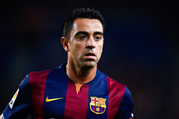 Xavi names the THREE Manchester United players that can hurt Barcelona