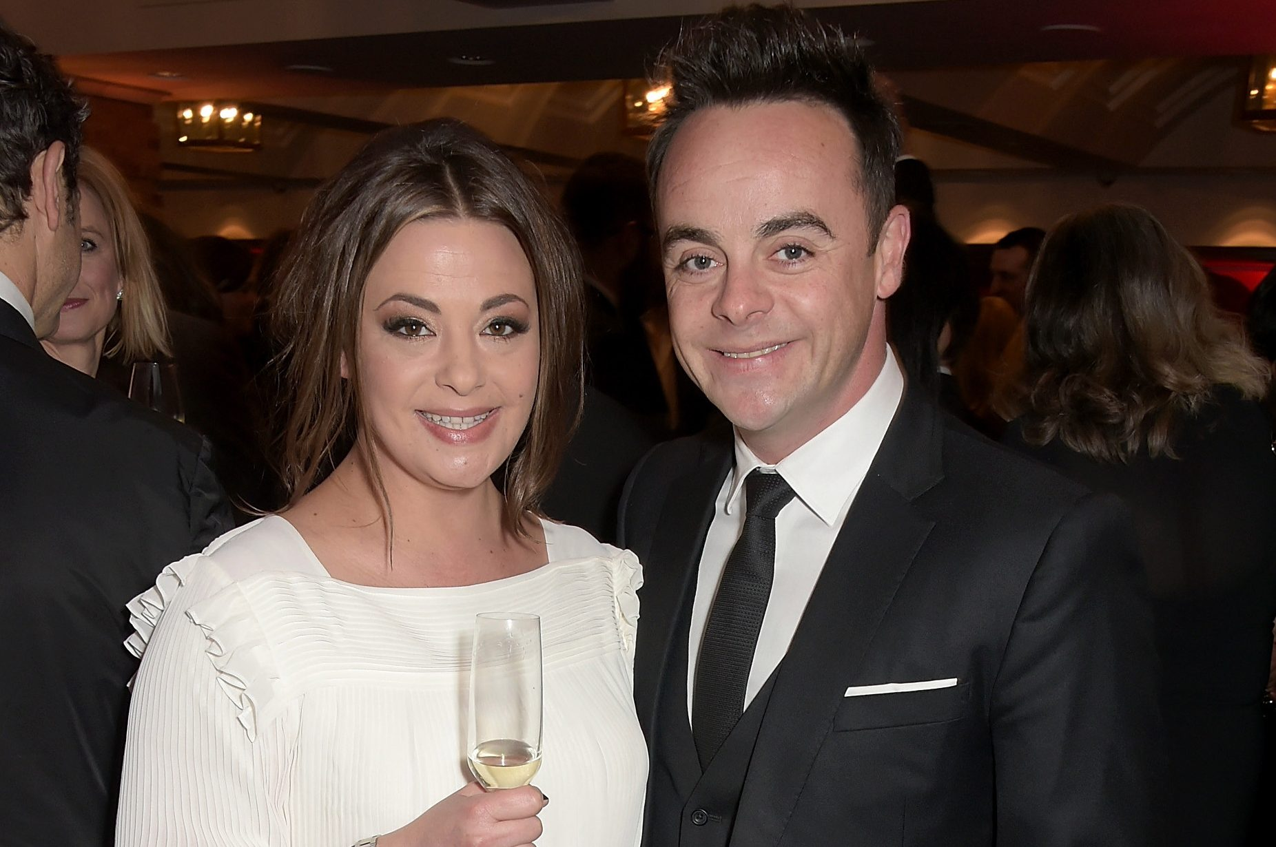 Lisa Armstrong likes tweet about people 'finding their way back to each other' months after Ant McPartlin divorce