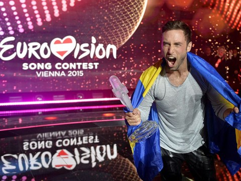 Måns Zelmerlöw 'feels no need to wash the Eurovision stamp off' as he teases Tel Aviv performance