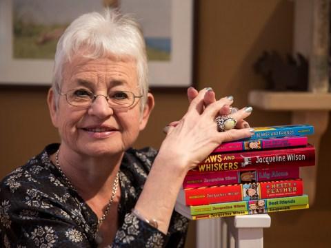 Dame Jacqueline Wilson 'worried' about trans children undergoing gender reassignment