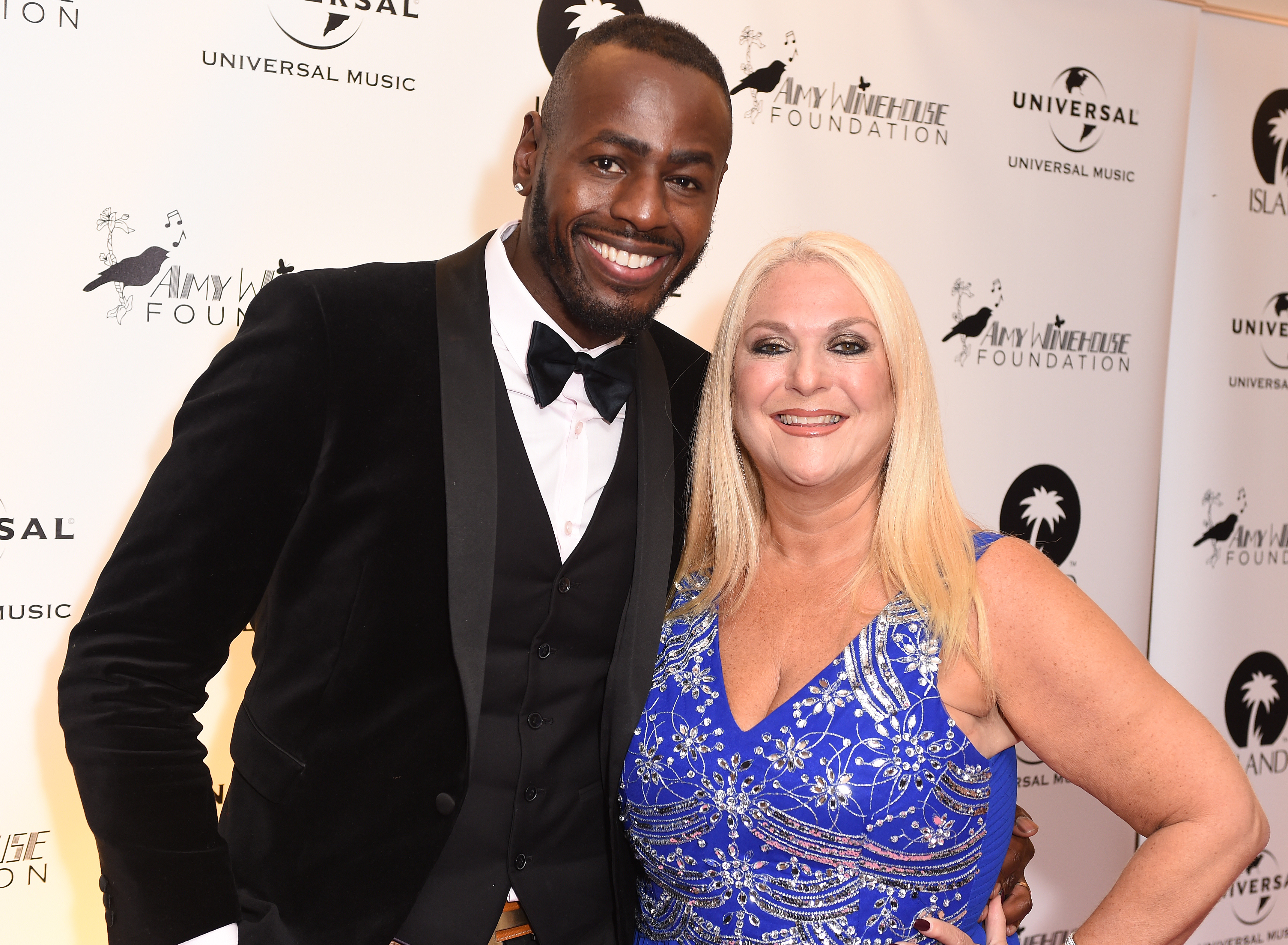 Vanessa Feltz's fiance Ben Ofoedu finds her three-stone weight loss 'sexy'