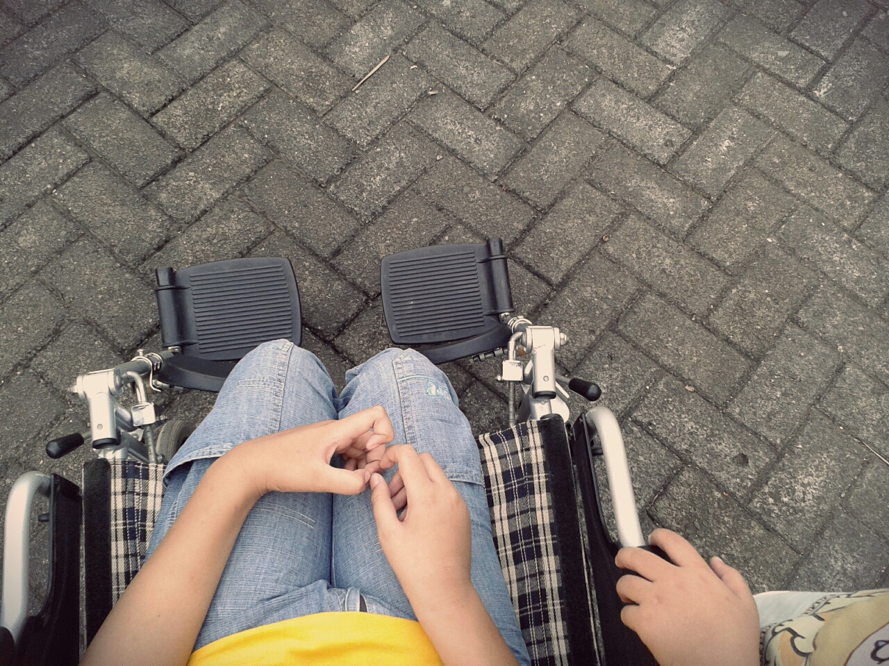 No Facebook, disabled people are not 'disturbing'