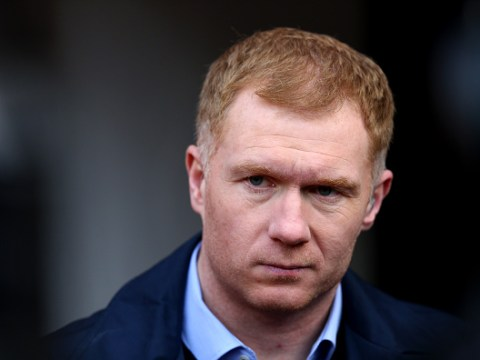 Paul Scholes explains the 'genuine mistake' behind his breach of betting rules