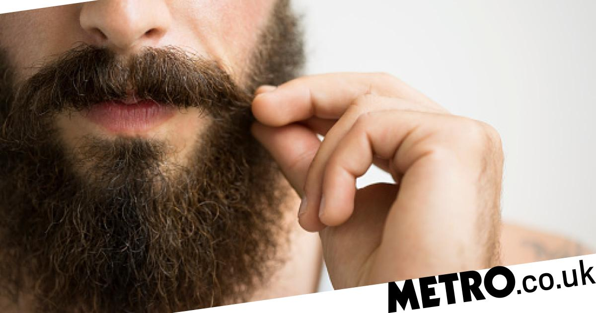 Bearded men carry 'more germs than dogs', study finds