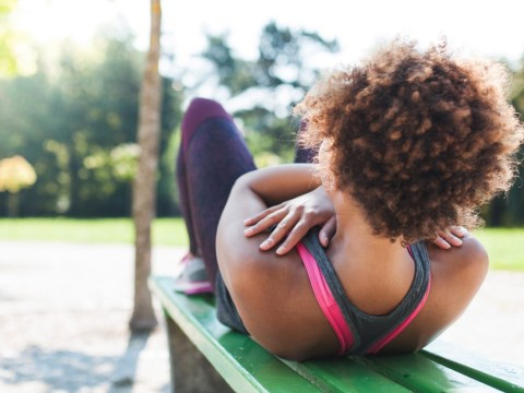 The perfect core workout for people who hate crunches