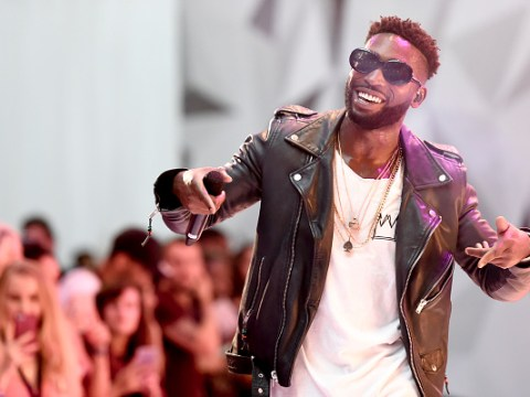 Tinie Tempah 'gets married' in secret wedding spotted by pre-school children