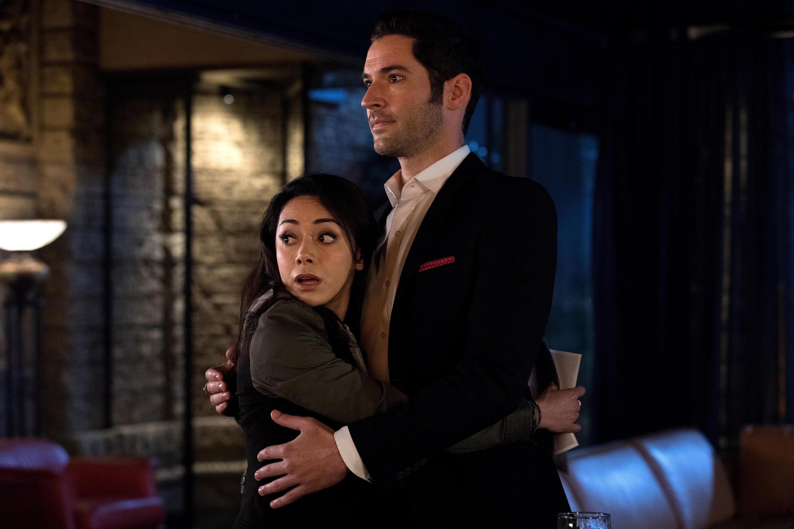 Lucifer star Aimee Garcia teases season five and six – and we're too excited