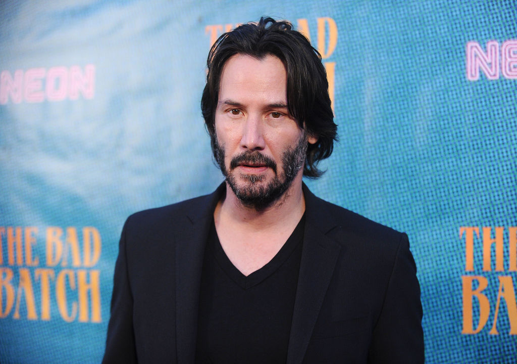 Keanu Reeves blacklisted by Fox for 14 years for turning down Speed 2